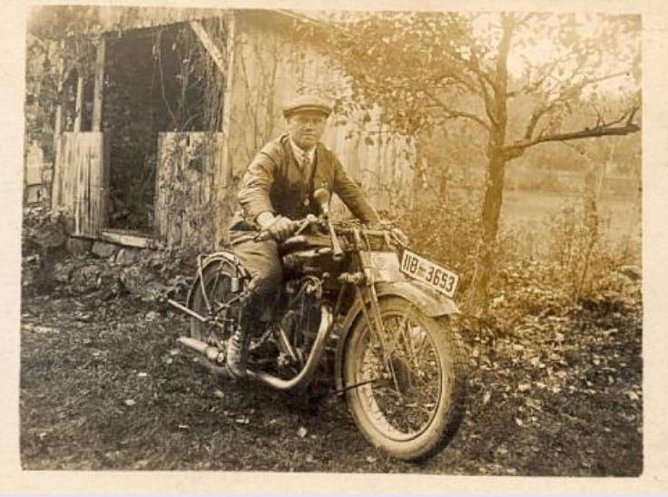Gründungsmitglied 1927 im MC-Dießen